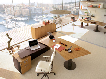 Biroja mēbeles | DEDALUS