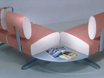 Pieņemšanas telpas mēbeles | ELIPSIS
