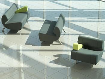 Pieņemšanas telpas mēbeles | LOGO